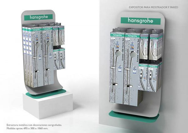 Expositor Hansgrohe